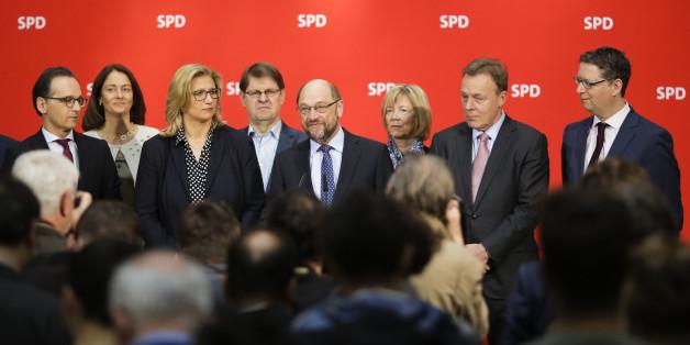 """""""Die Ampel passt am besten"""" - SPD-Spitzenpolitiker gehen auf Distanz zur Linken"""