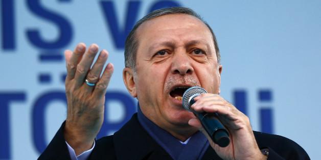 Erdogan sieht Wirtschaftskrise in Europa aufziehen - und lenkt damit von eigenen Problemen ab