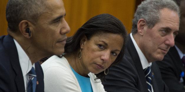 Die ehemalige Sicherheitsberaterin Obamas, Susan Rice, hat versucht, die Identität von Mitarbeitern Trumps in Geheimdienst-Berichten zu enthüllen