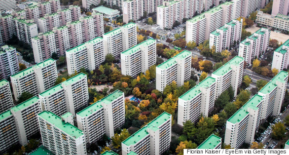 seoul apartment
