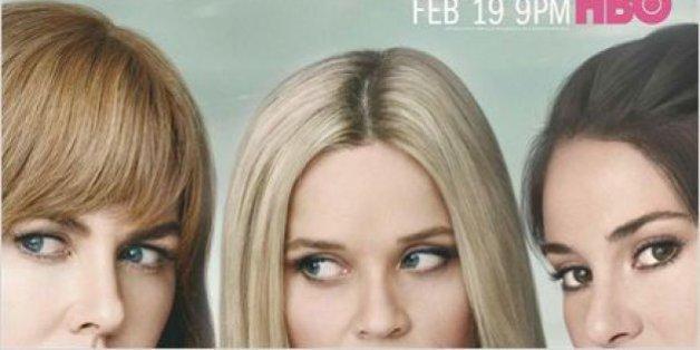 """L'affiche de la série HBO """"Big Little lies""""."""
