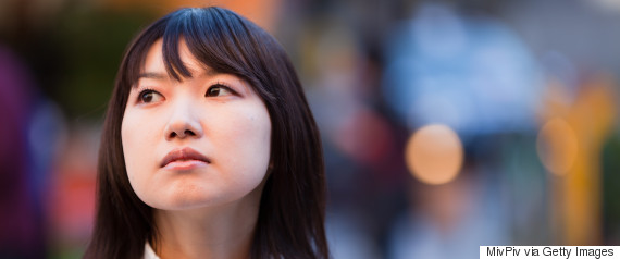 japan woman depressed