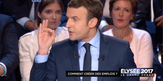 """Macron attackiert Le Pen: """"Sie erzählen die gleichen Lügen wie Ihr Vater"""""""