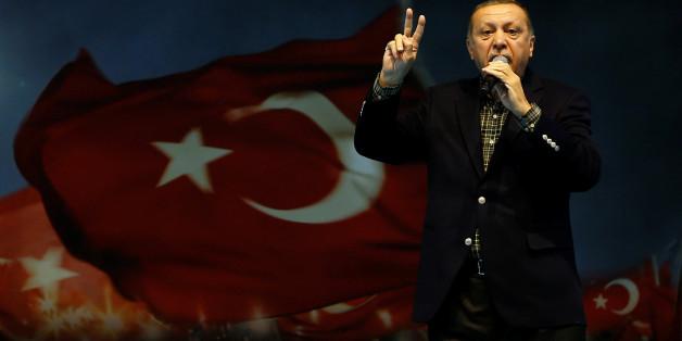 Erdogans Nahost-Feldzug: Das plant der türkische Präsident in Syrien und dem Irak