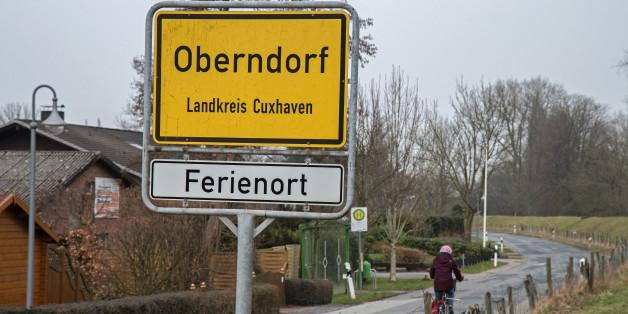 Oberndorf in Niedersachsen: Wie ein kleines Dorf mit afrikanischen Welsen und Träumen von Bananen überlebt