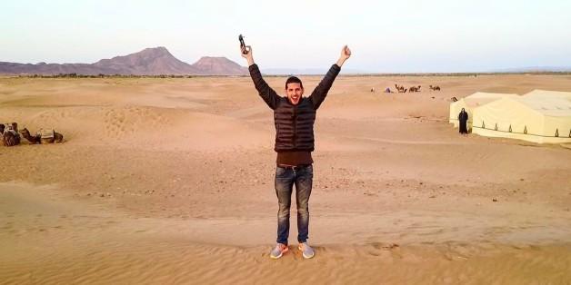 Nas Daily passe neuf jours au Maroc.