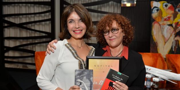Bahaa Trabelsi et Yasmine Chami raflent le Prix littéraire du Sofitel