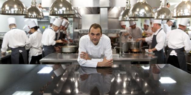 Le chef du Eleven Madison Park, Daniel Humm, dirige le meilleur restaurant du monde 2017.
