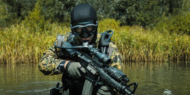 L'armée américaine entraîne ses soldats d'élite avec des impulsions électriques au cerveau.