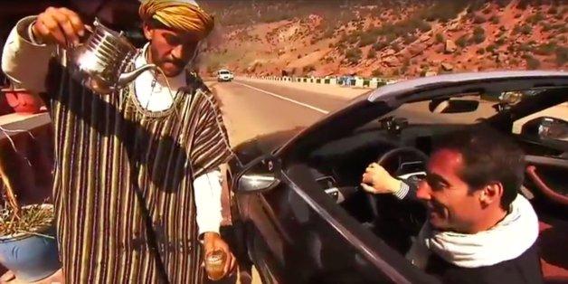 Turbo a choisi les routes marocaines pour tester la nouvelle Audi A5.