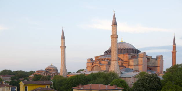 (GERMANY OUT) Turkey Istanbul Istanbul - museum 'Hagia Sophia'  (Photo by Hackenberg/ullstein bild via Getty Images)
