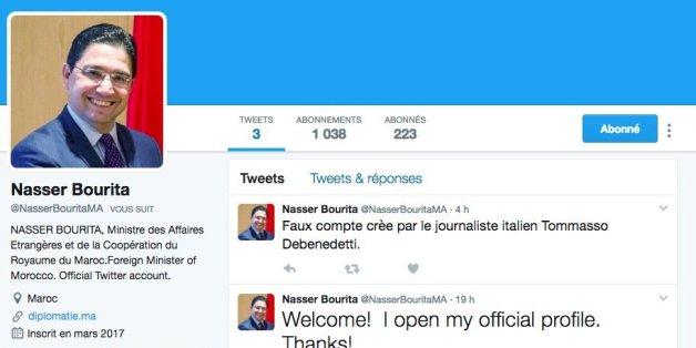 Le spécialiste du canular sur Twitter s'en est encore pris au gouvernement marocain