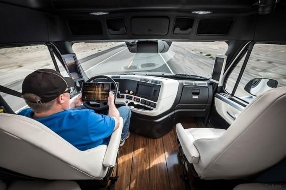 self driving bmw