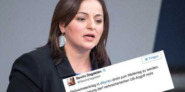 """Linke-Politikerin Dagdelen nennt US-Luftschlag """"verbrecherischen Angriff"""""""
