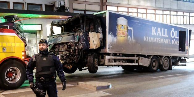 Rätsel um LKK-Attentat: Berichte über zweite Festnahme in Stockholm