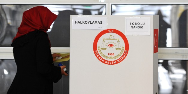 Türkei-Referendum in Deutschland: Imam soll Wahl manipuliert haben
