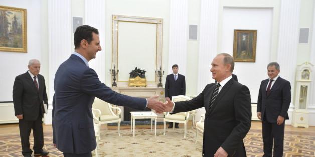 """""""Der syrische Diktator hat seine Zukunft hinter sich"""": Hat Trump die Achse Putin-Assad zerschlagen?"""