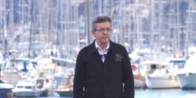 La vibrante homélie de Mélenchon en mémoire des migrants disparus en Méditerranée