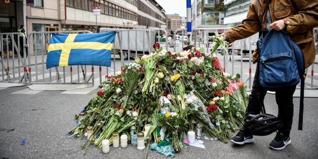 """Le suspect de l'attentat de Stockholm """"content"""" de ce qu'il a fait"""