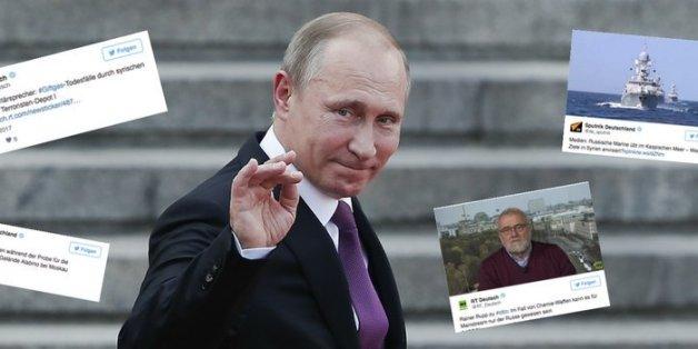 So versuchte die russische Propaganda, die Stimmung in Deutschland nach dem Syrien-Angriff zu vergiften