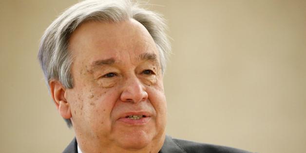 Antonio Guterres demande le retrait immédiat du Polisario