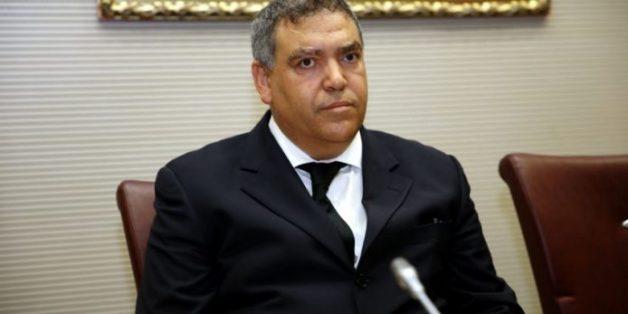Le nouveau ministre de l\'Intérieur, Abdelouafi Laftit, à Al Hoceima ...
