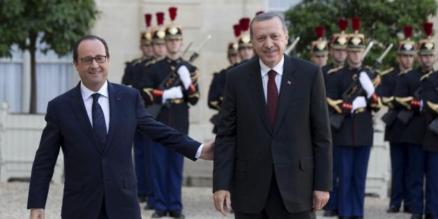 Erdogans Präsidialsystem ähnelt der französischen Verfassung –  doch es gibt einen entscheidenden Unterschied
