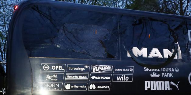 Medienbericht: Polizei prüft islamistischen Hintergrund nach Anschlag auf BVB-Bus