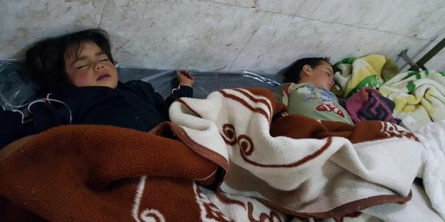 """""""Keine Zweifel mehr"""": US-Geheimdienste wollen den Beweis haben, dass Assad für den Chemieangriff verantwortlich ist"""