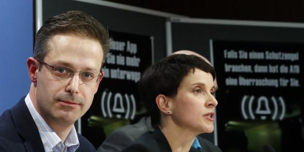 Ex-Vertrauter von Frauke Petry rechnet mit AfD-Chefin ab - wegen ihres Ehemanns