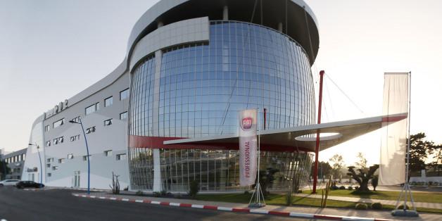 Le MotorVillage de FCA Morocco inauguré à Bouskoura