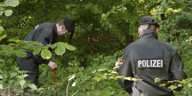 In einem Wald in Westberlin wurde ein vermisster Mann von Polizisten erschossen.