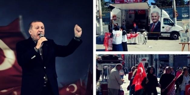 In Istanbul feiern Erdogans Fans schon den Sieg – doch sie übersehen die größte Gefahr für den Präsidenten