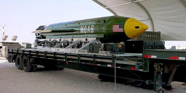 Afghanistan: Au moins 36 combattants de Daech tués par la méga bombe américaine