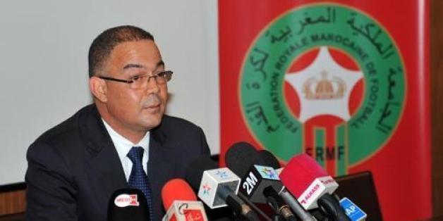 Fouzi Lekjaa, président de la FRMF