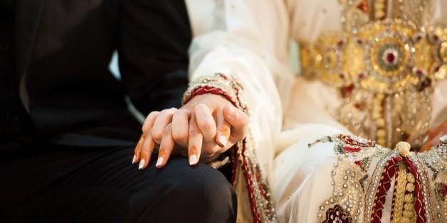 Femme marocaine mariage