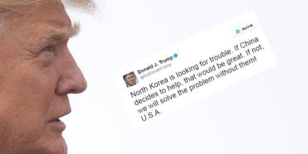 La raison du regain de tensions avec les États-Unis? Les tweets de Trump, selon la Corée du Nord