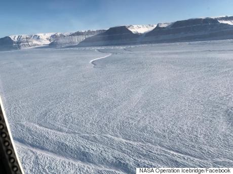 petermann glacier rifts