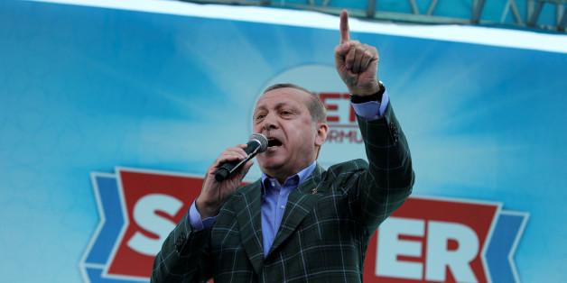"""Erdogan will Deutschland und Europa eine """"Lektion erteilen"""""""