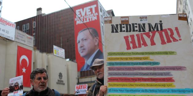 """Erdogan-kritische Zeitung """"Cumhuyriet"""": Klarer Sieg für """"Nein""""-Stimmen"""