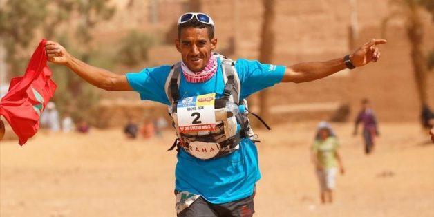 Marathon des sables: Rachid El Morabity sacré champion pour la 5e fois