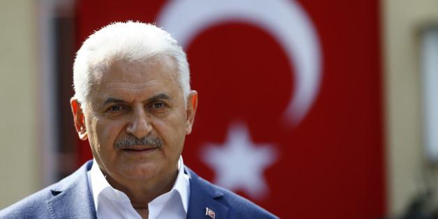 Türkischer Ministerpräsident Yildirim hält Rede - und erklärt, dass er jetzt arbeitslos ist