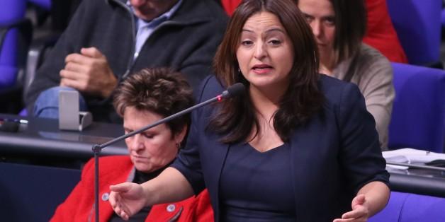 """Linken-Politikerin Dağdelen: """"Die Bundesregierung trägt Mitverantwortung für dieses Ergebnis"""""""