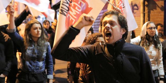 NEWS-BLOG Referendum in der Türkei: Proteste gegen Erdogan in Istanbul
