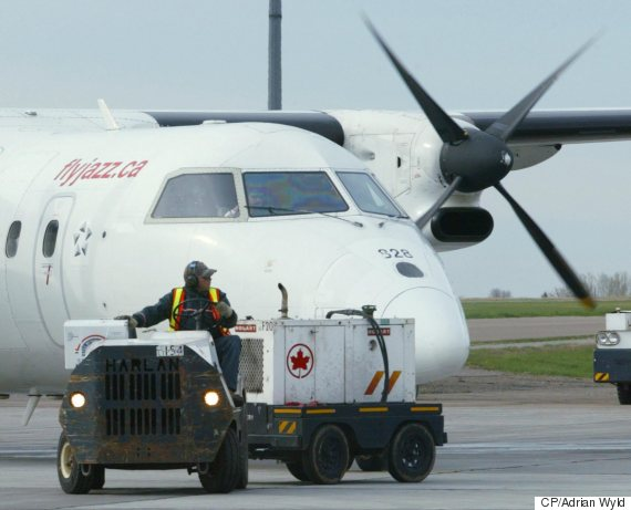air canada overbooked charlottetown airport