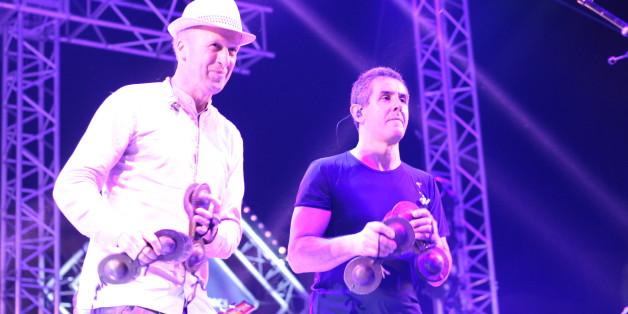 Mehdi Askeur (à gauche) et Kamel Tenfiche (à droite)