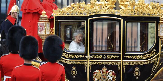Die Briten sind entsetzt: Trump will unbedingt in Goldener Kutsche der Queen fahren