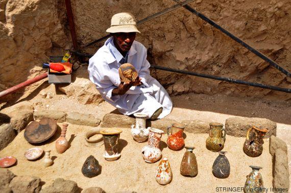 egypt luxor mummies