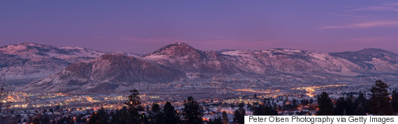 kamloops panorama