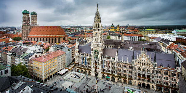 Beim Sirenentest bleibt es in München still